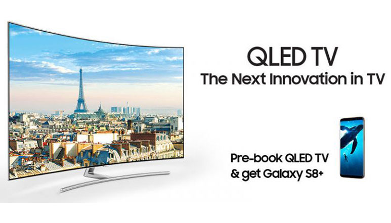 New range of Samsung QLED TVs launched in India starting at Rs. 3,14,900