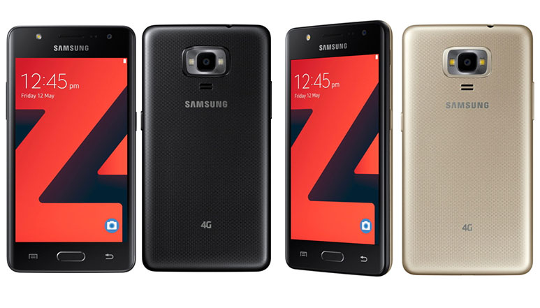 Samsung Z4 with Tizen 3.0 OS and 4G VoLTE launched in India at Rs. 5,790