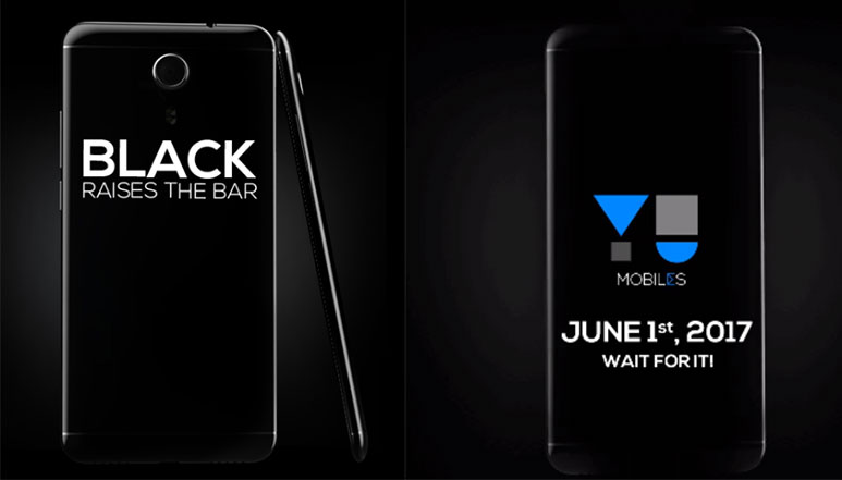 Yu to launch its new 'Yureka Black' smartphone on 1st June in India