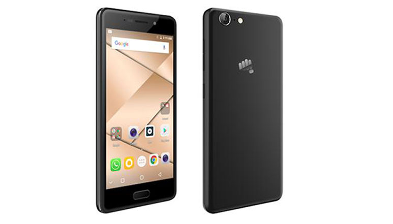 Micromax Canvas 2 (2017) with 5-inch display & Corning Gorilla Glass 5 protection launched at Rs. 11,999