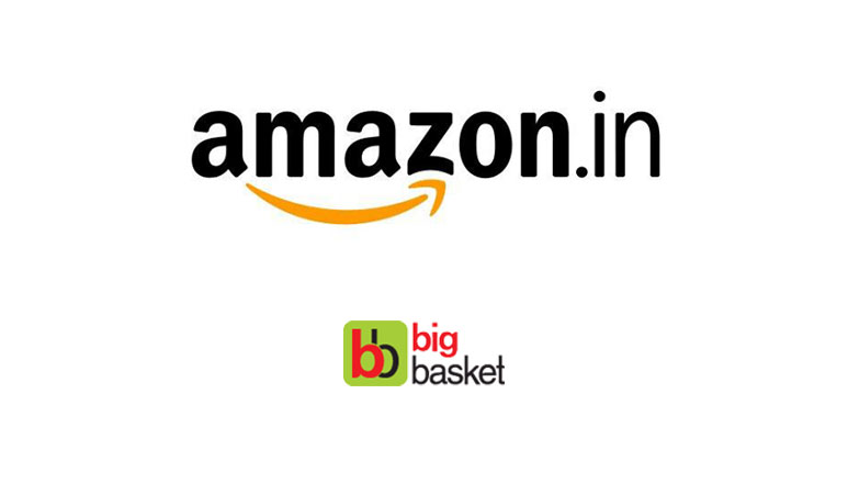 Amazon-Bigbasket-logos