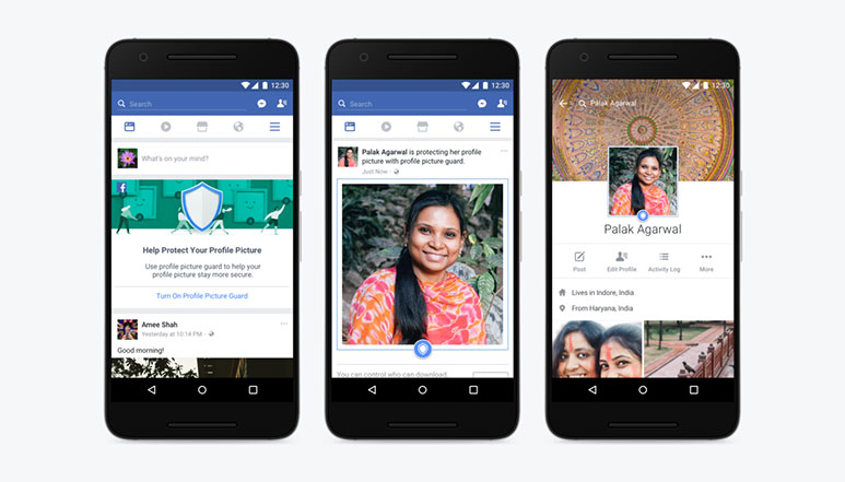 Facebook rolls out 'Profile Picture Guard' to give more control & prevent misuse for the users in India