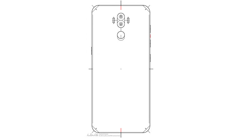 Leaked Samsung Galaxy Note 8 schematics hint at dual rear camera setup and a rear mounted fingerprint scanner