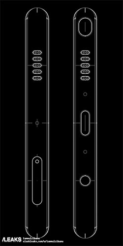 Galaxy Note 8 schematics