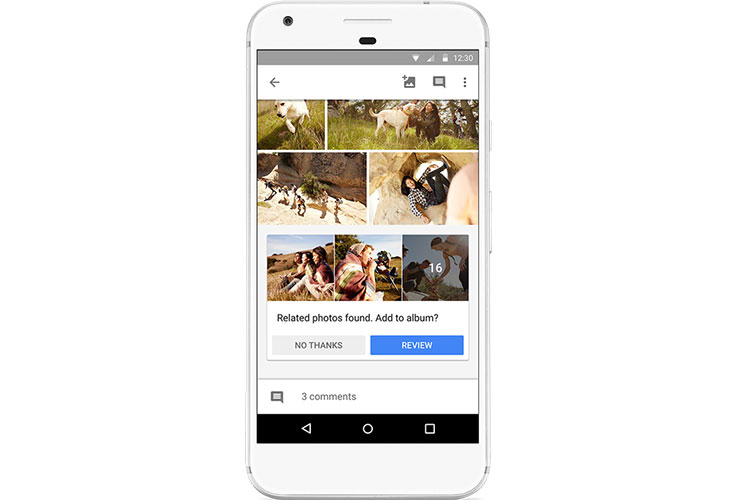 Google rolls out new smart sharing features for its Photos app
