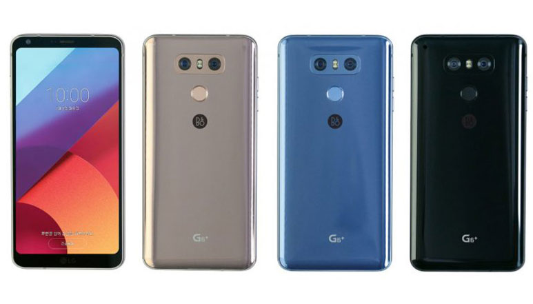LG G6+ with 128 GB storage, wireless charging announced along with LG G6 in a new 32 GB storage variant