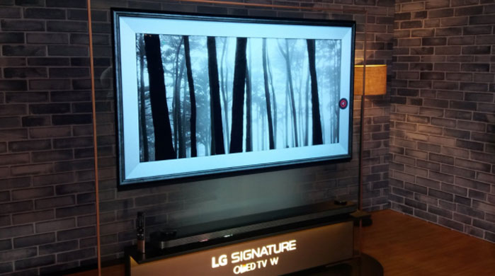 LG launches an all new range of its 2017 OLED TVs in India starting at Rs. 3.25 lakhs