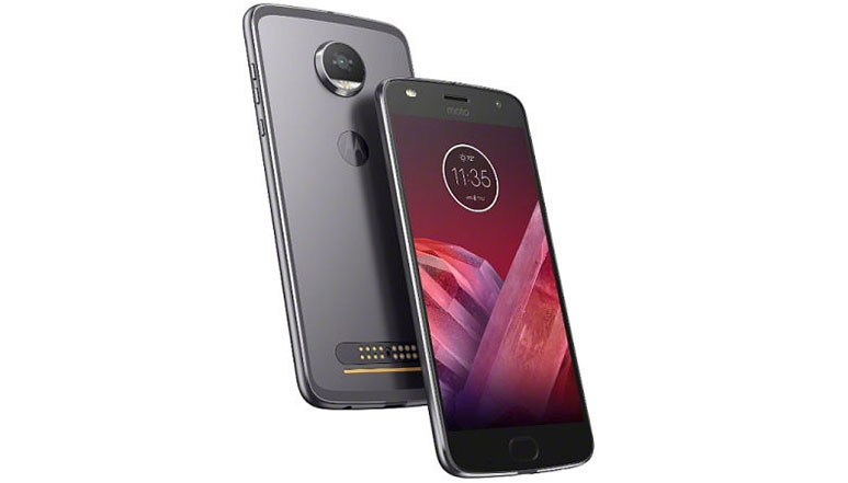 Moto Z2 Play with 5.5 inch screen, Snapdragon 626 SoC, 12 MP camera and new Moto Mods launched