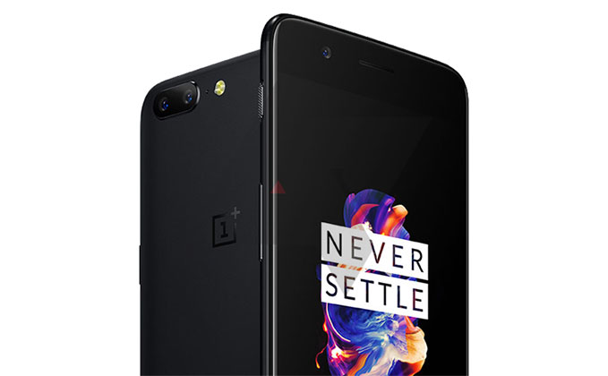 OnePlus 5 press render
