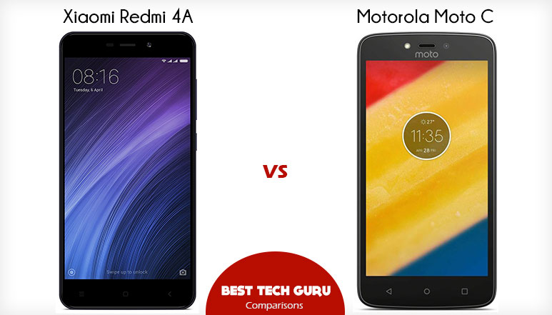 Redmi-4A-Vs-Moto-C-comparison