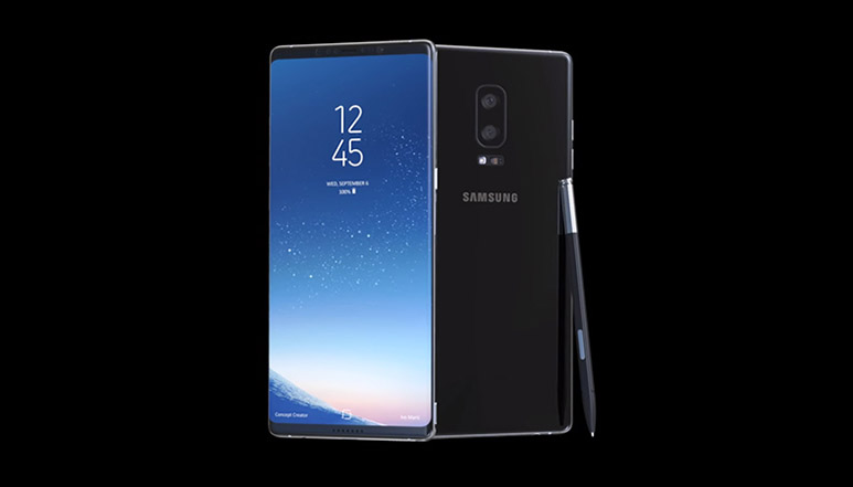 Samsung Galaxy Note 8 is codenamed 'Samsung Gr3at', specifications leaked through browser test