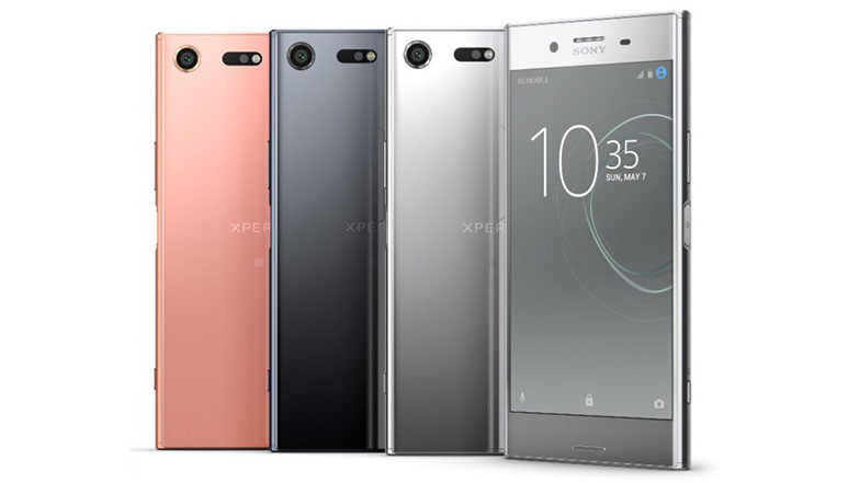 Sony Xperia XZ Premium with Snapdragon 835 SoC, 5.5-inch 4K display & 19 MP camera launched at Rs. 59,990