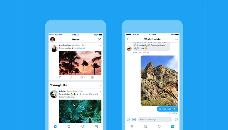 Twitter gets major update visual update for Web, Apps, Tweetdeck and Twitter Lite
