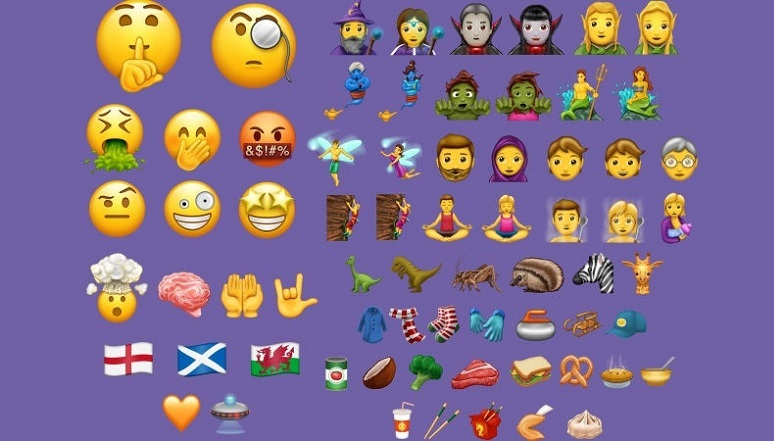 Unicode Consortium launches Unicode 10, will bring 56 new emojis to your smartphone