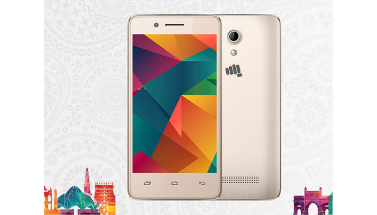 Micromax sells over 5,00,000 Bharat 2 smartphones in 50 days