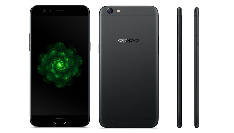 Oppo F3 Black BCCI Edition launched at Rs. 19,990 ahead of Champions Trophy 2017