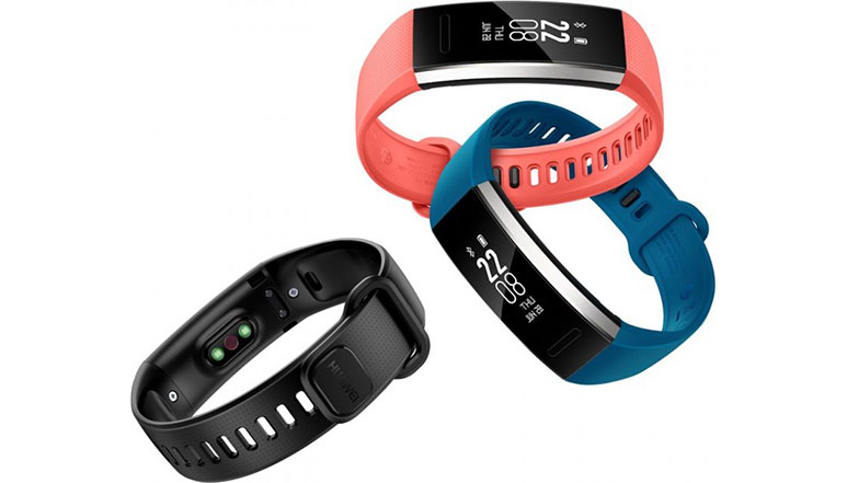 Huawei launches new Band 2 and Band 2 Pro fitness trackers with heart rate monitoring