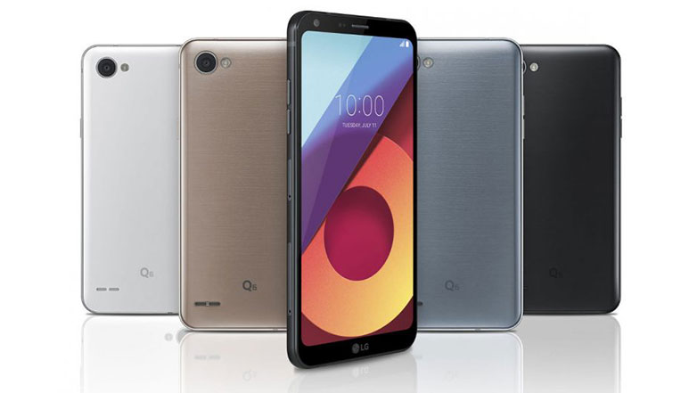 LG Q6, Q6+ and Q6a with 'FullVision' FHD+ display and 18:9 aspect ratio officially announced
