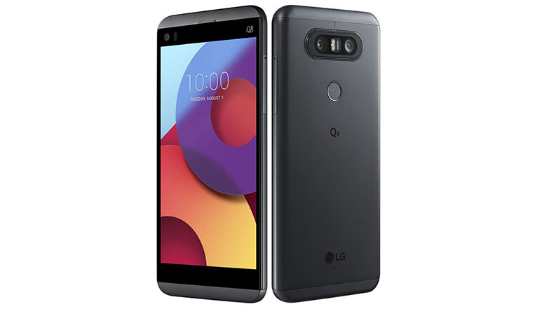 LG Q8 with 5.2-inch QHD display, dual rear cameras and IP67 rating announced