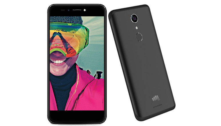 Micromax Selfie 2 with 8 MP front camera, 3 GB RAM and Android Nougat launched at Rs. 9,999