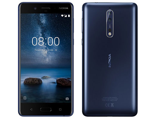 Nokia 8- Best Upcoming Smartphones- Best Tech Guru