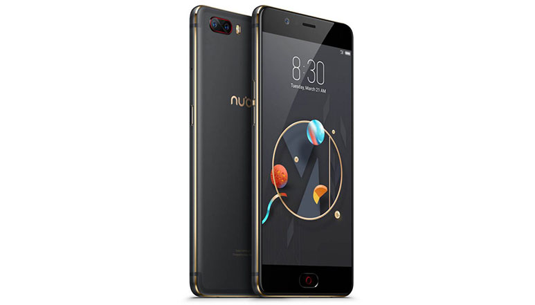 Nubia M2 with 4 GB RAM, dual rear cameras and 16 MP front camera launched in India at Rs. 22,999