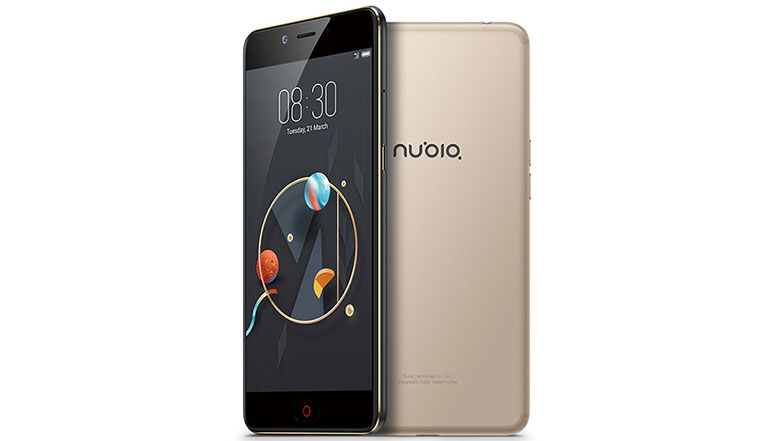 Nubia N2 with 4 GB RAM, 16 MP front camera & 5000 mAh battery to launch on 5th July in India