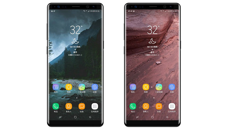Samsung Galaxy Note 8 to launch next month, confirms CEO; new renders shows off infinity display