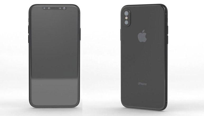 Apple iPhone 8 design reportedly confirmed, holds a bezel-less display and a vertically aligned dual rear camera