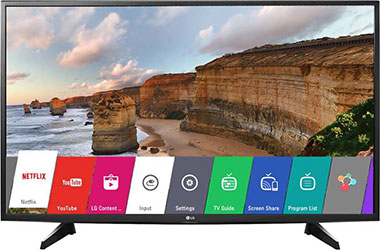 LG-49LH567T-Smartled-TV best LED TV under 60000 - Best Tech Guru