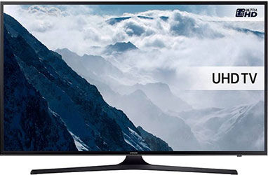 samsung-43ku6000- best LED TV under 70000 - Best Tech Guru