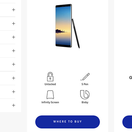 Samsung Galaxy Note 8 shows off dual cameras and s-pen in new video teasers; also spotted on company's website