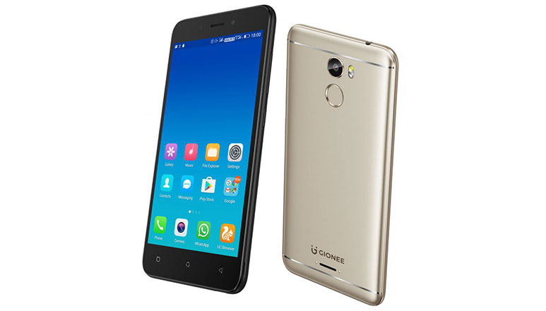 Gionee X1 with 5-inch display, 8 MP front camera and 4G VoLTE launched in India at Rs. 8,999