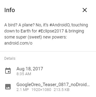 Android O to be launched on 21st August; more hints found for the name being Android Oreo