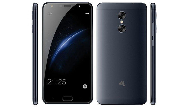 Micromax Evok Dual Note with dual rear cameras, 5.5-inch FHD display & Android 7.0 launched stating at Rs. 9,999