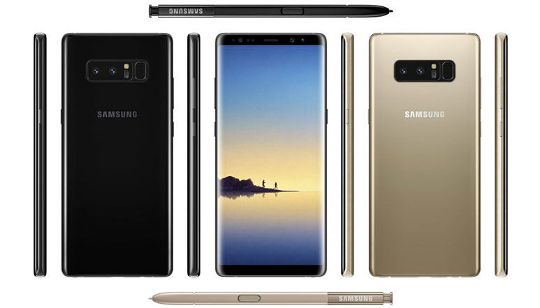 Samsung Galaxy Note 8 full specifications leaked ahead of its 23rd August launch