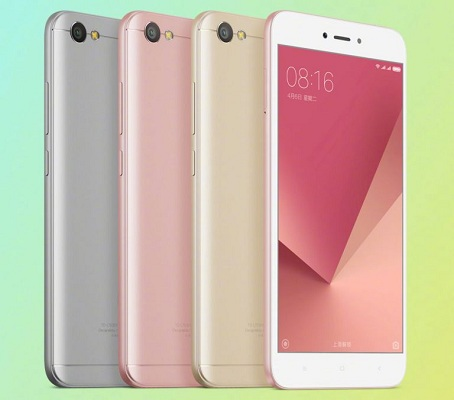 Xiaomi Redmi Note 5A to be launched on 21st August, official press renders released