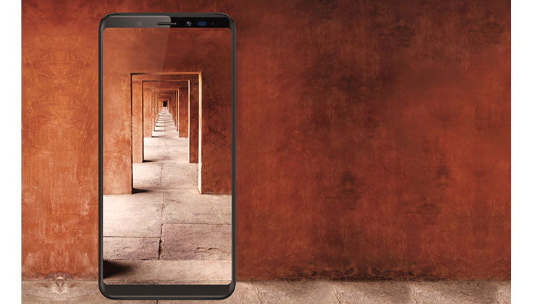 Micromax Canvas Infinity with 5.7-inch 18:9 HD+ display and 16 MP front camera launched at Rs. 9,999