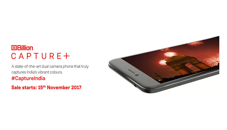 Flipkart to launch its own smartphone brand and its first phone 'Billion Capture+' with dual cameras on Nov 15