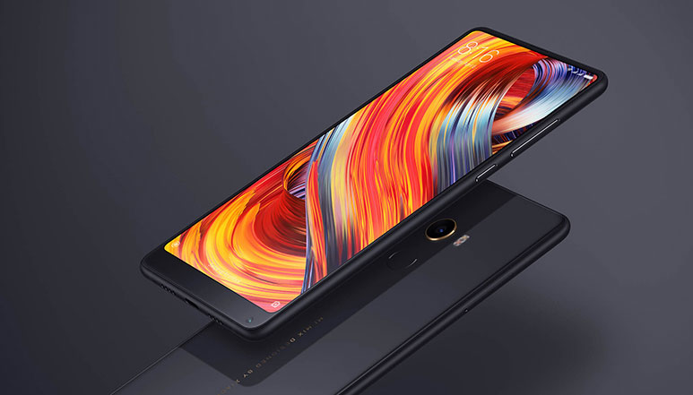 Xiaomi Mi Mix 2 goes on open sale from today on Flipkart and Mi.com for Rs. 35,999