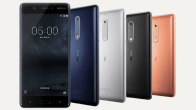HMD Global launches Nokia 5 with 3 GB RAM at Rs. 13,499