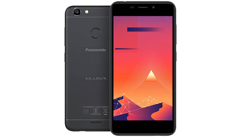 Panasonic Eluga I5 with 5 inch HD screen, 13 MP camera & fingerprint scanner launched at Rs. 6,499
