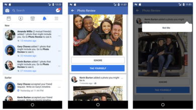 Facebook adds Facial Recognition to stop someone from using your photo and other features to strengthen privacy
