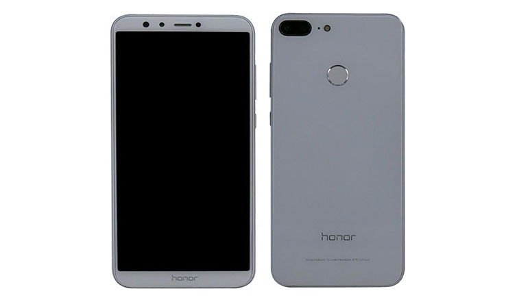 Honor 9 Lite with 4 cameras , 18:9 aspect ratio display leaked; to launch on 21st December in China