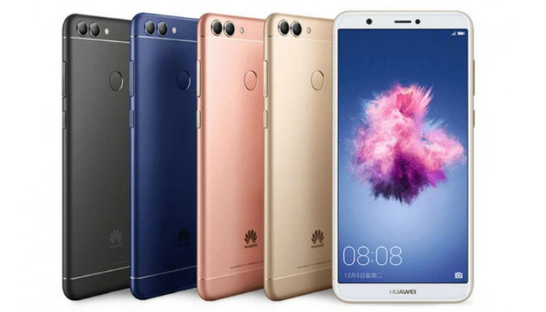 Huawei Enjoy 7S with 5.6 inches FHD+ 18:9 display, Dual rear cameras and Android 8.0 Oreo launched