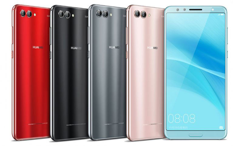 Huawei Nova 2s with four cameras, 6 GB RAM & 6 inch FHD+ bezel-less display launched in China