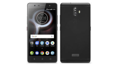 Lenovo-k8-Plus--venom-Black