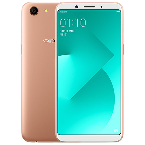 Oppo A83 with 5.7 inch HD+ 18:9 Display, Facial Recognition Unlock launched in China