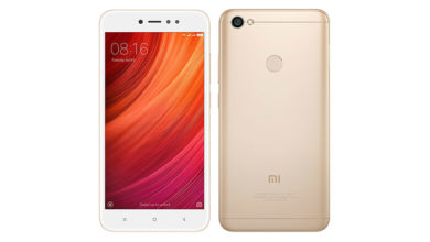 Redmi-Y1-Gold