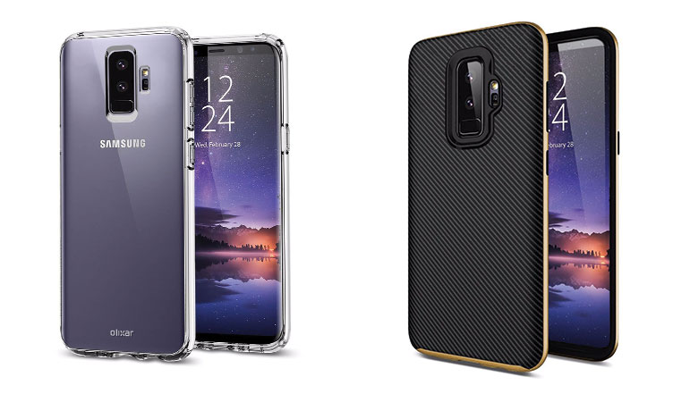 Samsung Galaxy S9 & S9+ new images leaked, provide a fair idea of the design of the smartphones